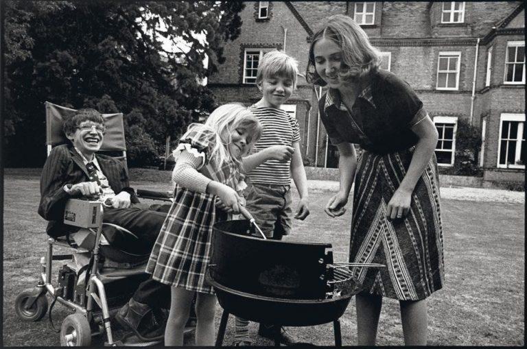 Robert hawking and Family