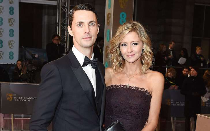 sophie-dymoke-and-husband-matthew-goode-living-happily-with-children-matilda-teddy-and-ralph
