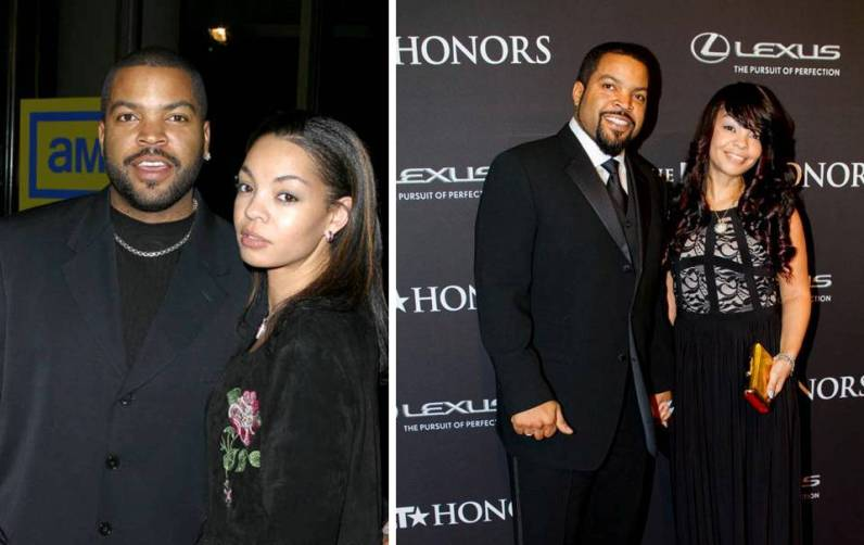 ice cube and kim married