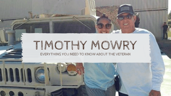Timothy Mowry