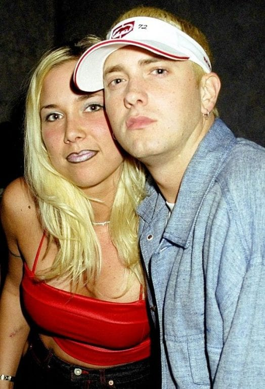 Eminem And Kimberly Anne Kim Scott